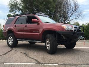 "HCP 4x4 Vehicles - 2008 TOYOTA 4RUNNER TOYTEC BOSS 3"" COILOVER SUSPENSION LIFT - Image 5"