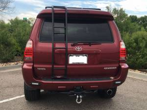 "2008 TOYOTA 4RUNNER TOYTEC BOSS 3"" COILOVER SUSPENSION LIFT"