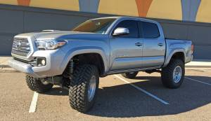 "2016 Tacoma TRD Sport 6"" FOX Coilover Suspension 35X18 Nitto Trail Grappler Tires"