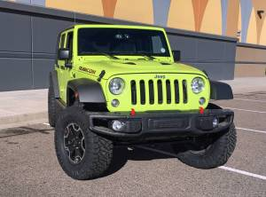 "HCP 4x4 Vehicles - 2016 JEEP JKU HARD ROCK EDITION AEV 3.5"" SC SUSPENSION ON 35"" NITTO RIDGE GRAPPLERS - Image 2"