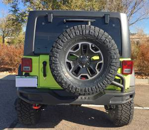 "HCP 4x4 Vehicles - 2016 JEEP JKU HARD ROCK EDITION AEV 3.5"" SC SUSPENSION ON 35"" NITTO RIDGE GRAPPLERS - Image 6"