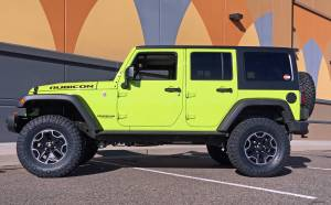 "HCP 4x4 Vehicles - 2016 JEEP JKU HARD ROCK EDITION AEV 3.5"" SC SUSPENSION ON 35"" NITTO RIDGE GRAPPLERS - Image 3"