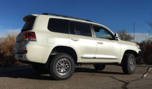 "HCP 4x4 Vehicles - 2016 Toyota Land Cruiser OME Suspenion 33"" Nitto Terra Grapler Tires - Image 3"