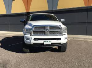 "2016 RAM 2500 Limited Megacab AEV 3"" Suspension"