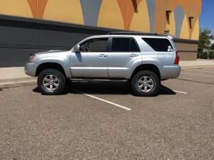 "2006 4Runner 3"" Toytec Boss Suspension"