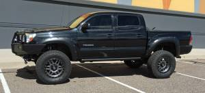 """2016 Tacoma TRD Sport 6"""" FOX Coilover Suspension 35X18 ToyoAT2 Tires"""