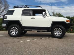 "HCP 4x4 Vehicles - 2014 TOYOTA FJ CRUISER TOYTEC ULTIMATE 3"" SUSPENSION LIFT KIT ARB DELUXE BUMPER - Image 2"