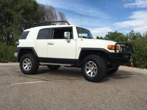 "HCP 4x4 Vehicles - 2014 TOYOTA FJ CRUISER TOYTEC ULTIMATE 3"" SUSPENSION LIFT KIT ARB DELUXE BUMPER - Image 3"