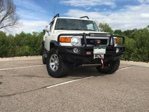 "HCP 4x4 Vehicles - 2014 TOYOTA FJ CRUISER TOYTEC ULTIMATE 3"" SUSPENSION LIFT KIT ARB DELUXE BUMPER - Image 5"