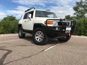 "HCP 4x4 Vehicles - 2014 TOYOTA FJ CRUISER TOYTEC ULTIMATE 3"" SUSPENSION LIFT KIT ARB DELUXE BUMPER - Image 6"
