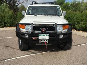 "HCP 4x4 Vehicles - 2014 TOYOTA FJ CRUISER TOYTEC ULTIMATE 3"" SUSPENSION LIFT KIT ARB DELUXE BUMPER - Image 9"