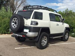 "HCP 4x4 Vehicles - 2014 TOYOTA FJ CRUISER TOYTEC ULTIMATE 3"" SUSPENSION LIFT KIT ARB DELUXE BUMPER - Image 11"