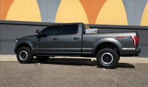 "HCP 4x4 Vehicles - 2015 FORD F150 LARIAT KING 3"" SUSPENSION LIFT COIL-OVERS W RESERVOIRS - Image 4"