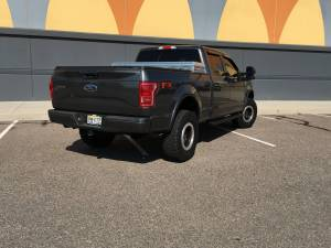 2015Ford F150 Lariat King Coilover Suspension