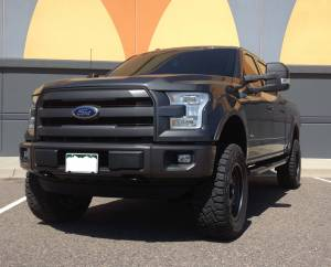 "HCP 4x4 Vehicles - 2016 FORD F150 LARIAT KING 6"" SUSPENSION LIFT - Image 3"