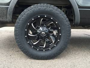 "2014 FORD F150 4.5"" SUSPENSION FX4 Ecoboost"