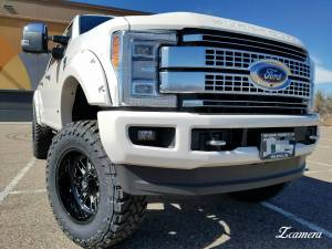 "2017 Ford Super Duty Fabtech 6"" 4-Link conversion with Forged Fuel Offroad wheels and Toyo M/T's. Build #78910"