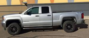 "2015 GMC Sierra 1500 Ready Lift 4"" SST. Build #79555"