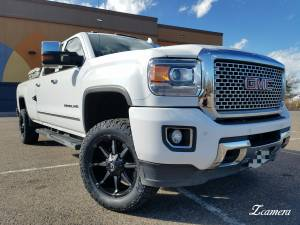 Chevrolet/GMC - Chevy/GMC 1500 Pickups 2014-2017 - HCP 4x4 Vehicles - 2016 GMC Sierra HD Denali Readylift Leveling kit Cognito UCA's #79516