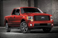MAIN VEHICLE GALLERY - FORD - FORD F150 TRUCKS (2009-2014)