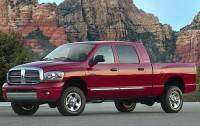 Vehicle Gallery  - RAM - DODGE RAM 2500/3500 Pickup Trucks 2003-2008