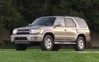MAIN VEHICLE GALLERY - TOYOTA - TOYOTA 4RUNNER 3RD GENERATION (1996-2002)