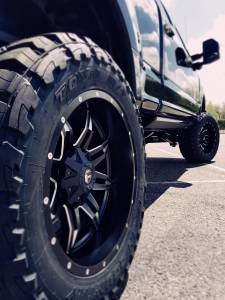"HCP 4x4 Vehicles - 2017 FORD F250 SUPER DUTY FABTECH MOTORSPORTS 6"" 4-LINK CONVERSION W/ FUEL OFF ROAD WHEELS AND TOYO M/T'S (BUILD#80248) - Image 7"