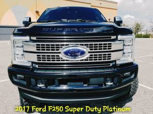 "HCP 4x4 Vehicles - 2017 FORD F250 SUPER DUTY FABTECH MOTORSPORTS 6"" 4-LINK CONVERSION W/ FUEL OFF ROAD WHEELS AND TOYO M/T'S (BUILD#80248) - Image 2"