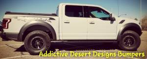 HCP 4x4 Vehicles - 2017 Ford Raptor Addictive Desert Designs Front and Rear Bumpers with Rigid LED lighting (Build#79601) - Image 2