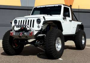 "HCP 4x4 Vehicles - 2014 JEEP JKUR HCP4X4 ""ACTION"" CUSTOM TRUCK BUILD - Image 2"