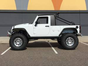 "HCP 4x4 Vehicles - 2014 JEEP JKUR HCP4X4 ""ACTION"" CUSTOM TRUCK BUILD - Image 3"