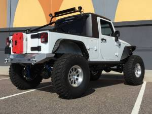 "HCP 4x4 Vehicles - 2014 JEEP JKUR HCP4X4 ""ACTION"" CUSTOM TRUCK BUILD - Image 4"