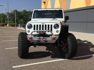 "HCP 4x4 Vehicles - 2014 JEEP JKUR HCP4X4 ""ACTION"" CUSTOM TRUCK BUILD - Image 7"