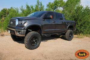 "Toyota - Toyota Tundra 2007-2013 - HCP 4x4 Vehicles - 2011 TUNDRA BDS 7"" LIFT 3"" BODY LIFT (BUILD #45433)"