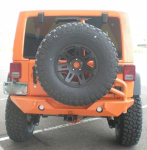 "2012 JEEP JKUR AEV 4.5"" DUAL SPORT SUSPENSION ON 37"" BFGOODRICH KM2 TIRES AND OMIX XD WHEELS WITH POISON SPYDER ARMOUR (BUILD #42814)"