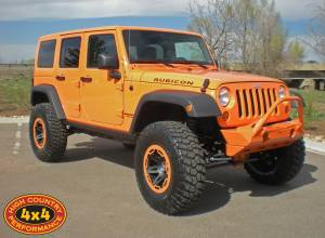 "JEEP - JEEP WRANGLER JK (2007-2018) - HCP 4x4 Vehicles - 2012 JEEP JKUR AEV 4.5"" DUAL SPORT SUSPENSION ON 37"" BFGOODRICH KM2 TIRES AND OMIX XD WHEELS WITH POISON SPYDER ARMOUR (BUILD #42814)"