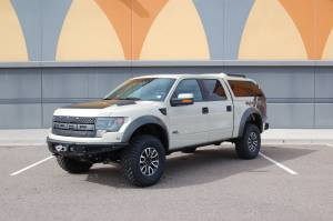 2013 FORD RAPTOR ADDICTED OFF ROAD BUMPERS (BUILD#49259)