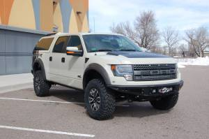 FORD - FORD RAPTOR 1ST GENERATION (2010-2014) - HCP 4x4 Vehicles - 2013 FORD RAPTOR ADDICTED OFF ROAD BUMPERS (BUILD#49259)