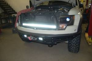 HCP 4x4 Vehicles - 2013 FORD RAPTOR ADDICTED OFF ROAD BUMPERS (BUILD#49259) - Image 4