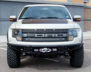 HCP 4x4 Vehicles - 2013 FORD RAPTOR ADDICTED OFF ROAD BUMPERS (BUILD#49259) - Image 2