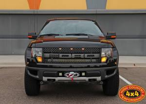 HCP 4x4 Vehicles - 2012 FORD RAPTOR RIGID INDUSTRIES CUSTOM LED LIGHTING AND BAK INDUSTRIES TONNEAU COVER (BUILD#47367) - Image 3