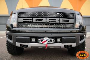 HCP 4x4 Vehicles - 2012 FORD RAPTOR RIGID INDUSTRIES CUSTOM LED LIGHTING AND BAK INDUSTRIES TONNEAU COVER (BUILD#47367) - Image 5