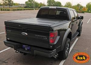 HCP 4x4 Vehicles - 2012 FORD RAPTOR RIGID INDUSTRIES CUSTOM LED LIGHTING AND BAK INDUSTRIES TONNEAU COVER (BUILD#47367) - Image 6