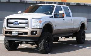 "HCP 4x4 Vehicles - 2012 FORD F350 SUPER DUTY 8"" SUPERLIFT 4 LINK SUSPENSION LIFT 37"" Toyo M/T TIRES (BUILD #49915/78665) - Image 3"