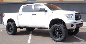 "HCP 4x4 Vehicles - 2012 TOYOTA TUNDRA BDS 7"" SUSPENSION LIFT WITH 37"" TOYO OPEN COUNTRY M/T TIRES (BUILD #49970/46997) - Image 3"