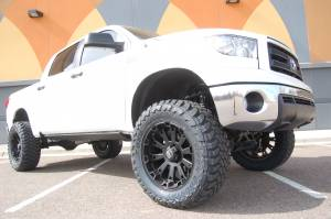 "TOYOTA - TOYOTA TUNDRA (2007-2013) - HCP 4x4 Vehicles - 2012 TOYOTA TUNDRA BDS 7"" SUSPENSION LIFT WITH 37"" TOYO OPEN COUNTRY M/T TIRES (BUILD #49970/46997)"