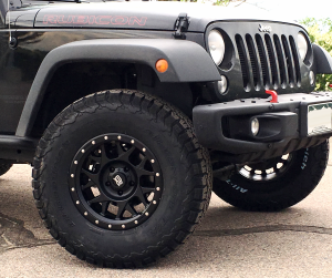 "2015 JEEP JKUR AEV 2.5"" DUAL SPORT SUSPENSION ON 35"" BFGOODRICH TIRES (BUILD#74677) - Image 2"