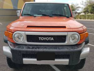 "2014 TOYOTA FJ CRUISER TOYTEC LIFTS 3"" ULTIMATE COIL OVER SUSPENSION LIFT"