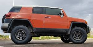 "HCP 4x4 Vehicles - 2014 TOYOTA FJ CRUISER TOYTEC LIFTS 3"" ULTIMATE COIL OVER SUSPENSION LIFT - Image 2"