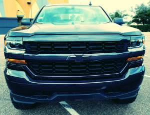 "2017 CHEVY SILVERADO 1500 FABTECH MOTORSPORTS 6"" SUSPENSION LIFT (BUILD#82389)"